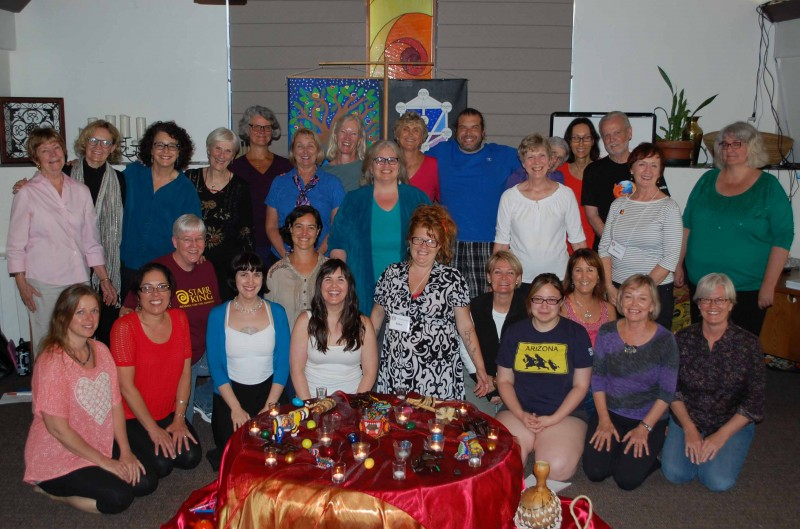 2014 Spiritual Psychology class