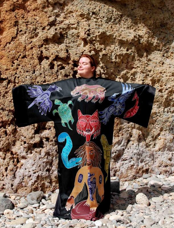 Awareness Robe Lissos Beach Crete
