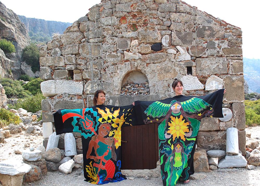 Balance & Wisdom Sacred Robes