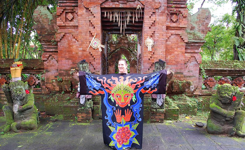 Creativity Robe in Bali