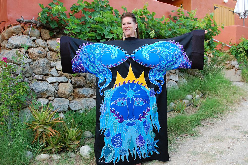 Healing Robe, Crete