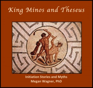 King Minos and Theseus