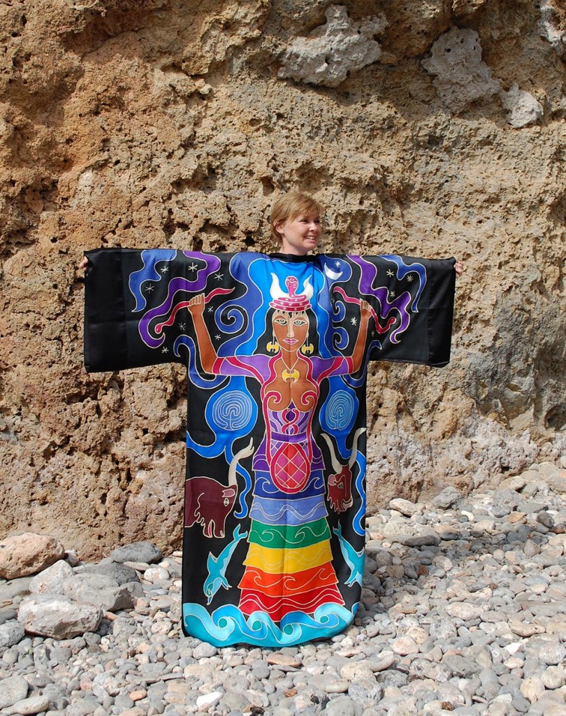 Ariadne Liberation Robe