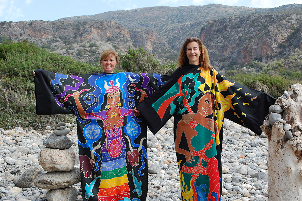 Liberation & Balance Robes Lissos Bay