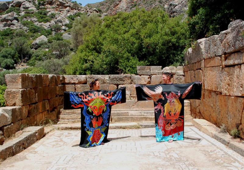 Lissos Asklepion Temple Crete
