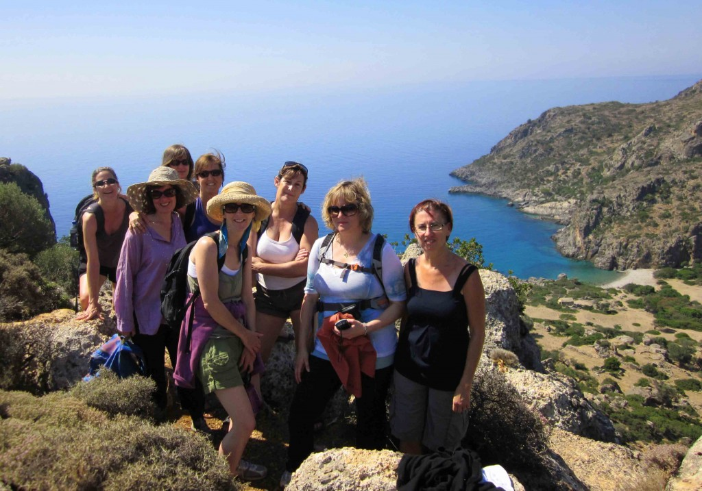 Lissos Bay Crete