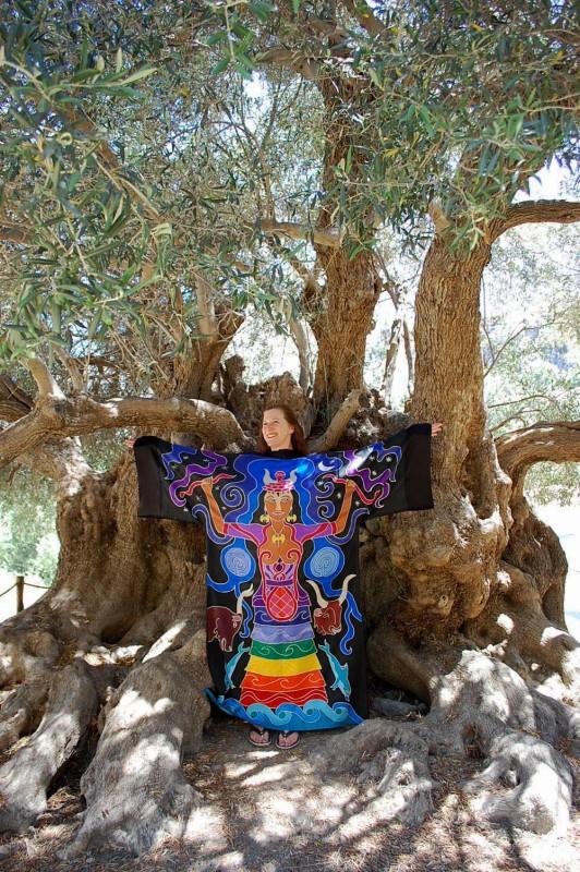 Ancient Olive Tree Crete