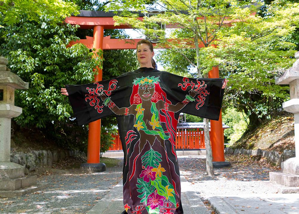 Passion Robe Kyoto 2