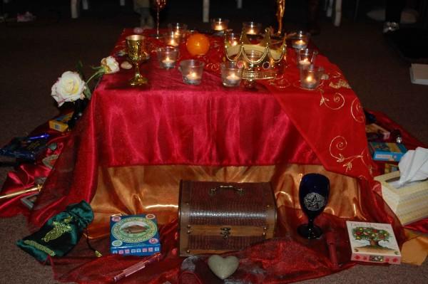 SP Altar