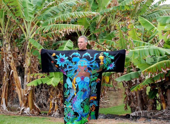 Compassion Robe, Hawaii