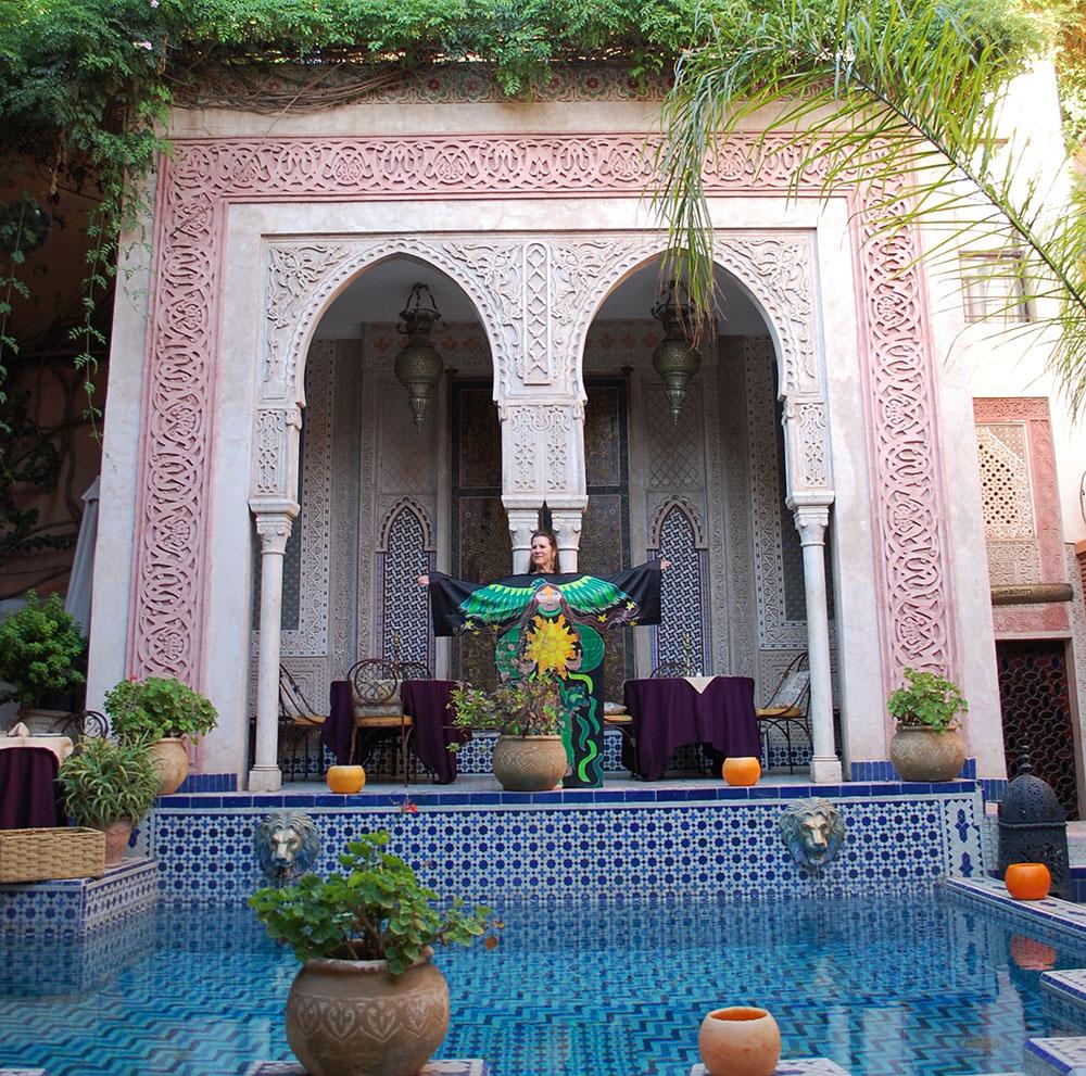 Wisdom Robe Marrakech