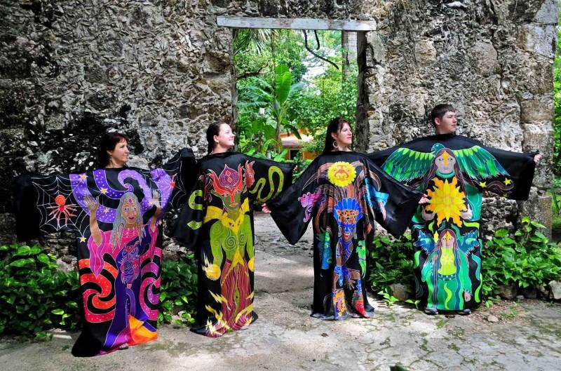 Yucatan Mexico, photo Craig Schroeder