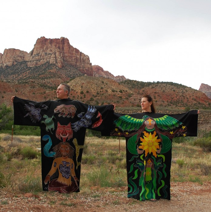 Awareness and Wisdom Robes, Zion