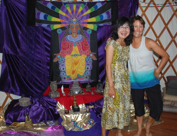 Majah altar