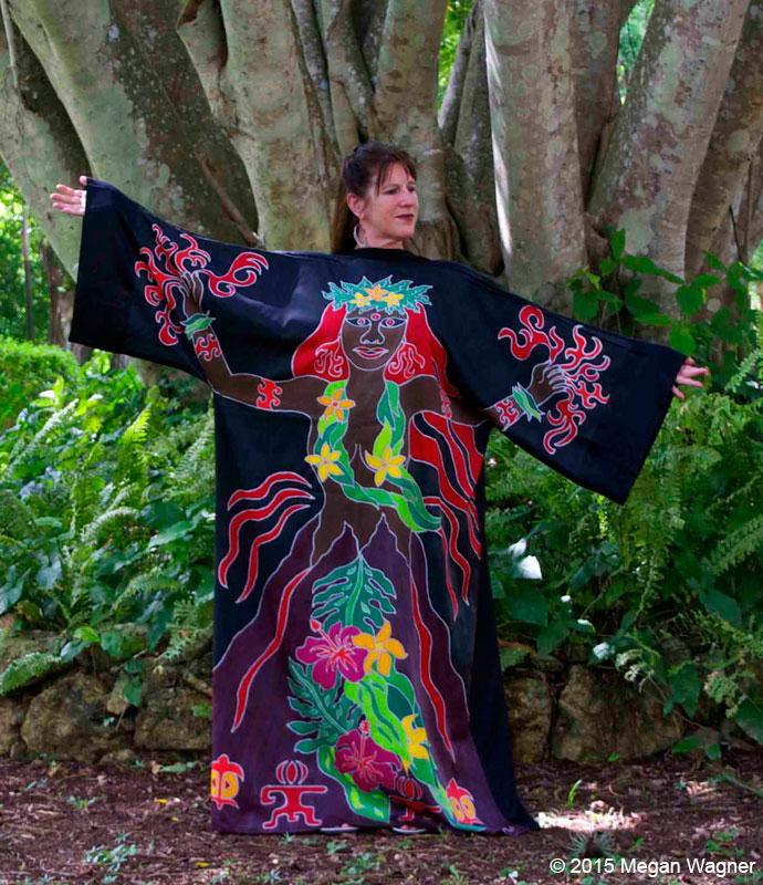 #5 Passion Robe