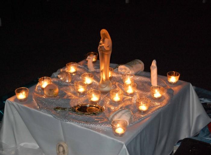 Spiritual Psychology altar