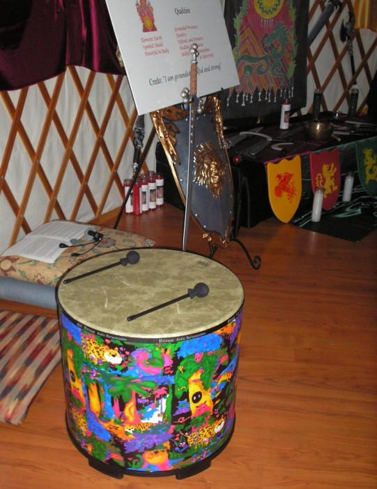 Mother drum