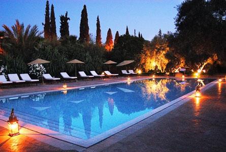 Maison Arabe pool