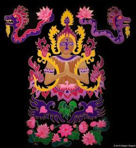 Robe #6 Peace