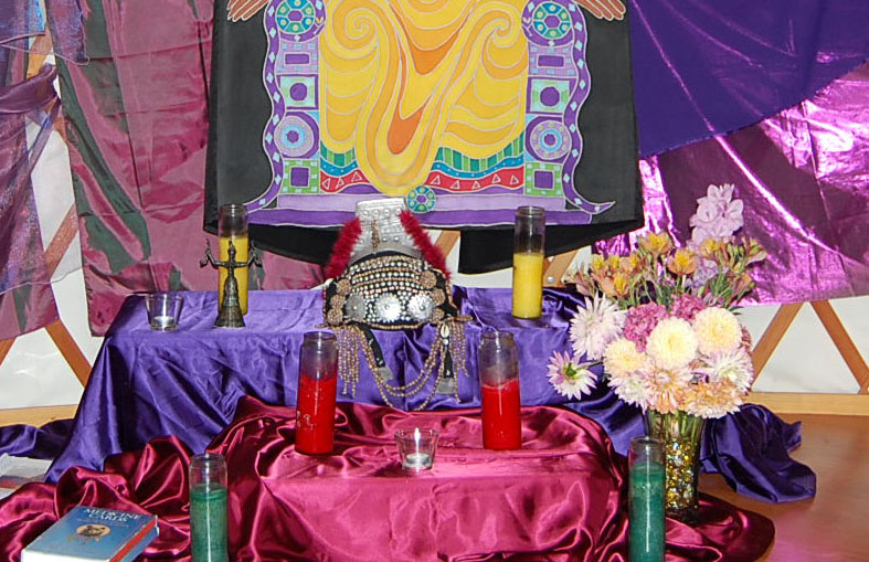 Wise Woman altar 3