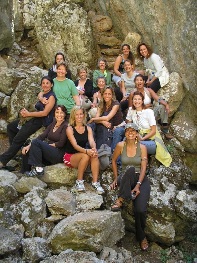 Crete Cave Goddesses